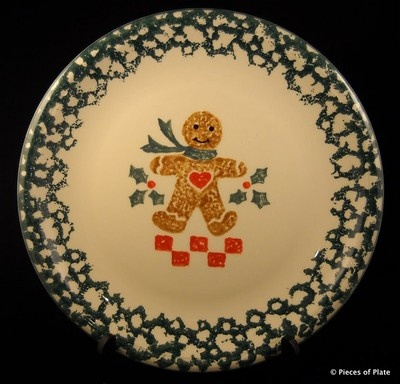 TIENSHAN GINGERBREAD 10 1/2\  Dinner Plate & 49 best Gingerbread Ceramics \