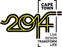 Cape Town 2014 World Design Capital Bid logo South Africa