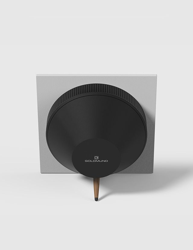 Goldmund wireless speaker