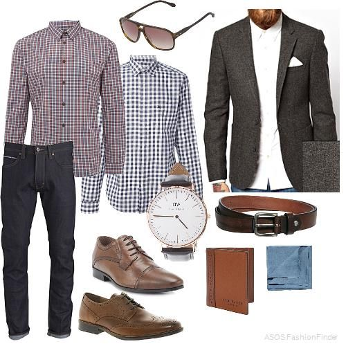 Professional Casual   Men's Outfit   ASOS Fashion Finder