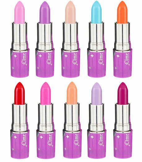 Lime Crime Opaque Lipstick www.themakeuptheory.com.au