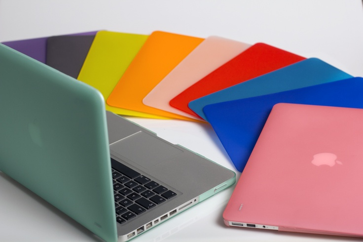 Give your Mac Book darling a frosted feeling