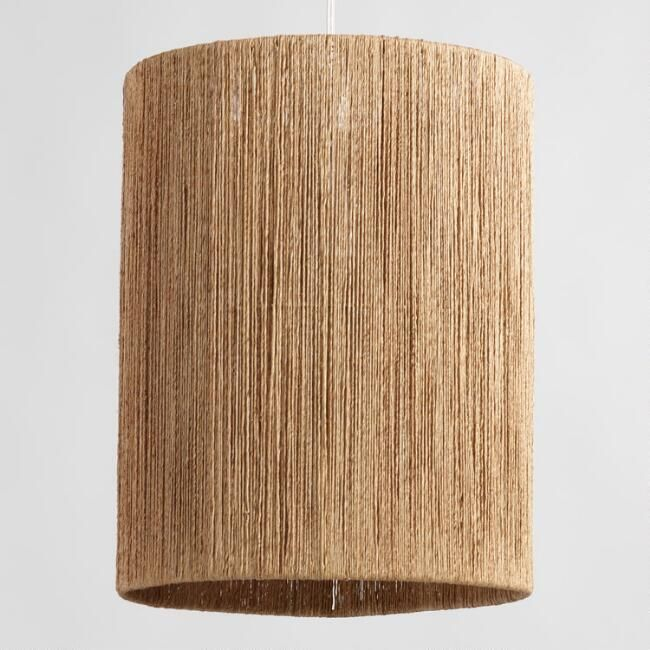 Eyal Woven Table Lamp (H36cm x W21cm