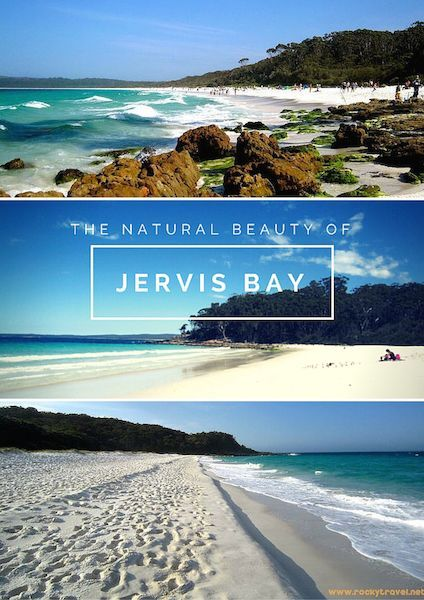 The Natural Beauty of Jervis Bay on the South East Coast of Australia.