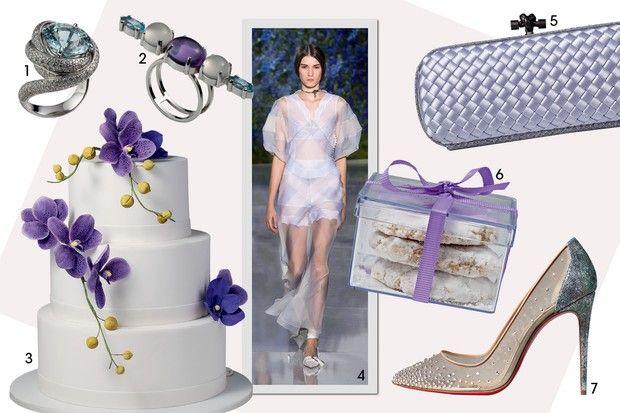 1. Cartier R$ 215.000 2. Ana Lepsch R$ 5.400 3. Homemade Cakes 4. Look Dior 5. Bottega Veneta R$ 6 mil 6. Lu Bonometti R$ 9 7.Christian Louboutin R$ 5.590 (Foto: Flavio Battaiola  e Divulgação)