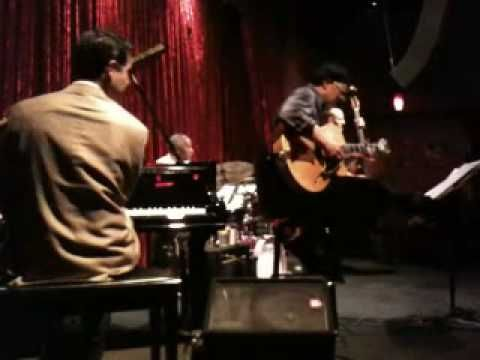 "Porltand's Mel Brown Quartet playing Tony Pacini's ""Blues for El Cid,"" with Dan Balmer."