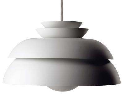 Suspension Concert Blanc laqué - Ø 32 cm - Lightyears