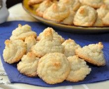 Biscotti alle mandorle!