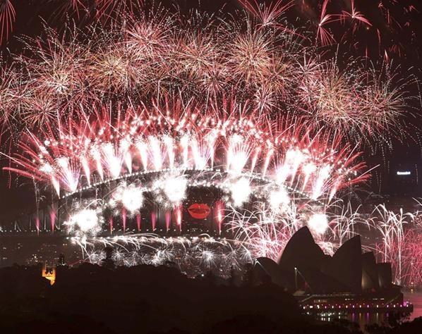 Nouvel An 2013 : les plus belles photos (© Baie de Sidney (Australie), le 31/12/12 - Reuters)