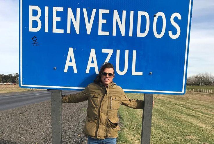 MATÍAS ALMEYDA DISFRUTA DE SUS VACACIONES EN ARGENTINA El estratega campeón del fútbol mexicano se trasladó a su país de origen para pasar unos días en su ciudad natal, Azul.