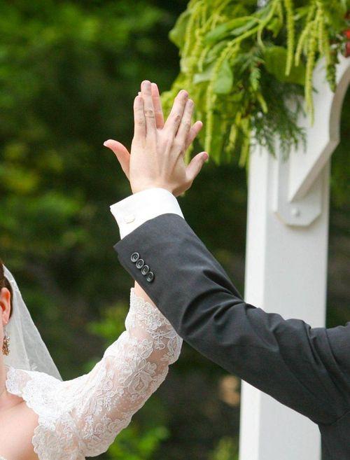Live long and prosper together wedding vows — Star Trek wedding idea