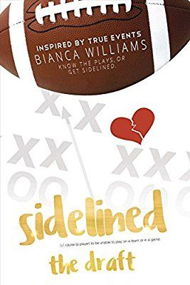 """Author's new book """"Sidelined"""" receives a warm literary welcome: Readers' Favorite announces the review of the Romance – Contemporary book…"""