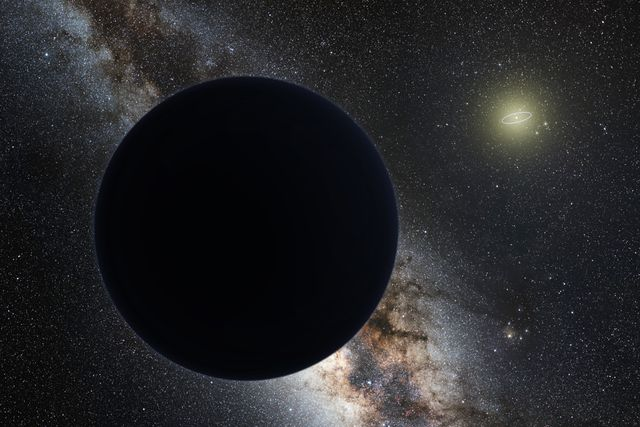 Four unknown objects being investigated in Planet 9 search Lead researcher Dr Brad Tucker said about 60,000 people from around the world had classified over four million objects in space as part of the ANU-led citizen search for the so-called Planet 9.   #Planet 9 #Planet X