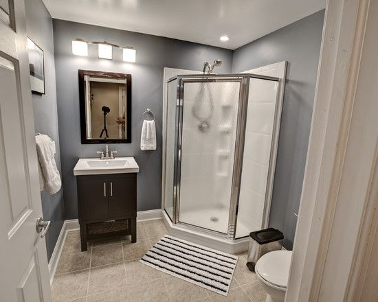 Basement Bathroom Designs Impressive Inspiration