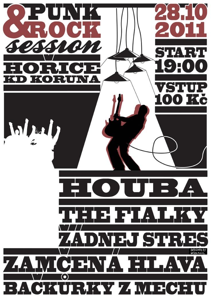 Music poster II