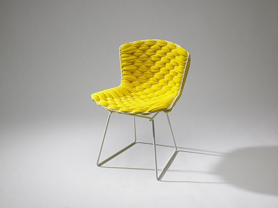Schön Clément Brazille : Bertoia Loom Chair