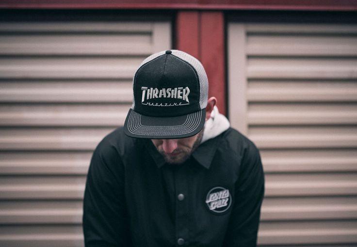 Mag - Editorial: Thrasher