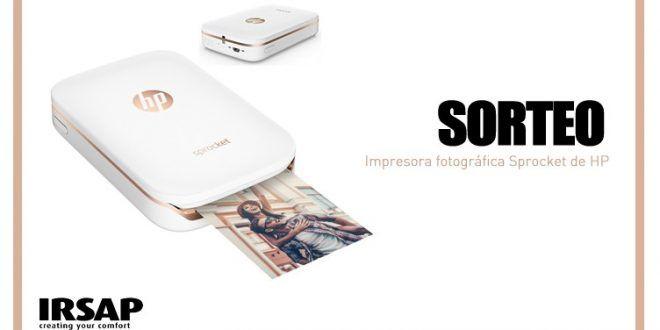 Sorteo impresora fotográfica para Smartphones y Tablets de Irsap España #sorteo #concurso http://sorteosconcursos.es/2017/03/sorteo-impresora-fotografica-smartphones-tablets/