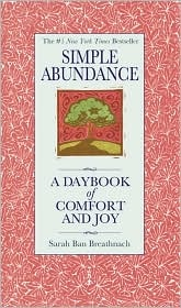 Simple Abundance - Sarah Ban Breathnach