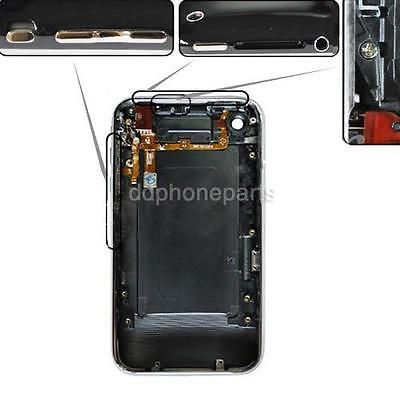 Black Complete Back Battery Door Cover Housing Case Part F Apple iPhone 3G 16GB | eBay