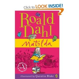 I love Road Dahl. With a passion.