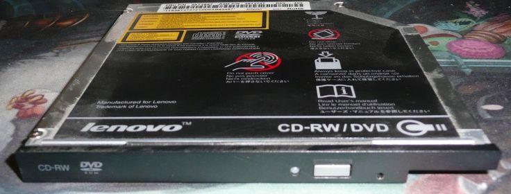 Lenovo ThinkPad CD-RW DVD UltraBay II Drive T60 T40 39T2687 39T2685