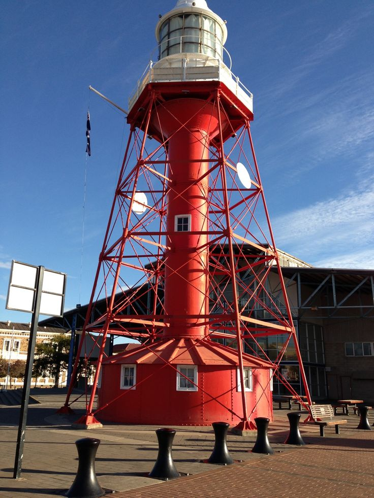 Port Adelaide Lighthouse in Port Adelaide, SA