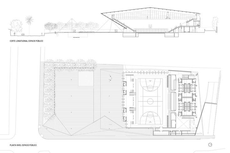 Gallery of Municipal Gym of Salamanca / Carreño Sartori Arquitectos - 22
