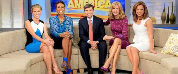 "PHOTO: Watch ""Good Morning America"" every morning at 7 am ET."