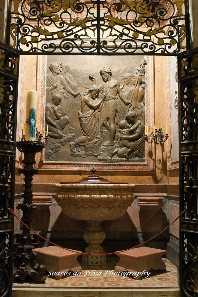 Pia baptismal da Sé do Porto