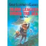 20,000 Leagues Under the Sea by Jules Verne (1992 hardcover)-Get 2 PHOTONS & a BONUS Gift!!!  Y356d