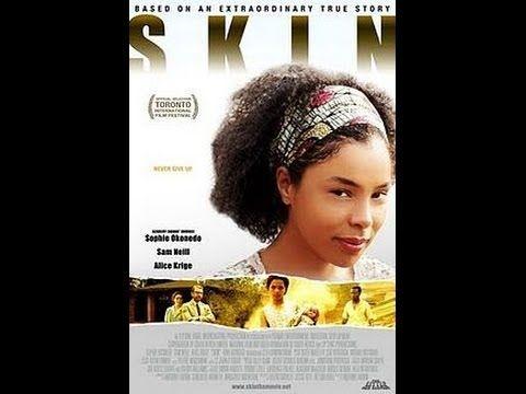 SKIN - Based on an extraordinary true story. Staring Sophie Okonedo ( Hotel Rwanda )