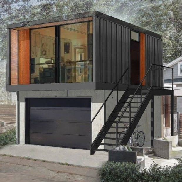 Shipping container houses | Container house | Pinterest