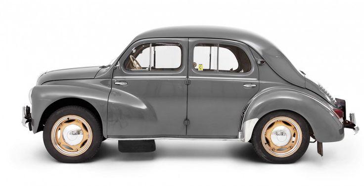 Renault 4CV 1946–1961   Klassiker