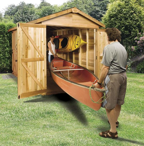 30 best images about cedarshed storage sheds on pinterest for Boat storage shed plans