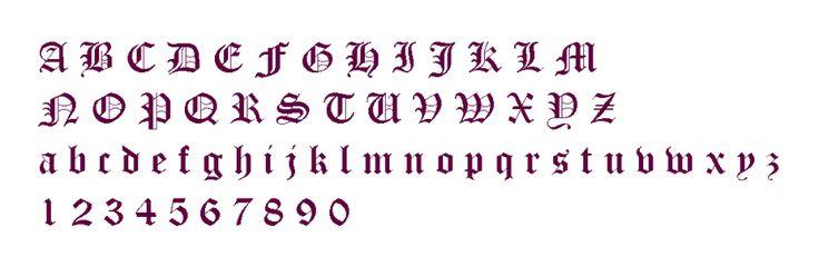 Alte deutsche Handschriften