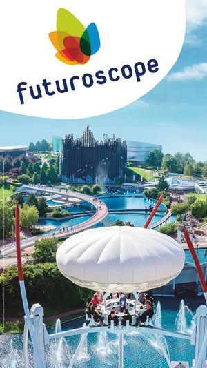 FUTUROSCOPE - SAISON 2015
