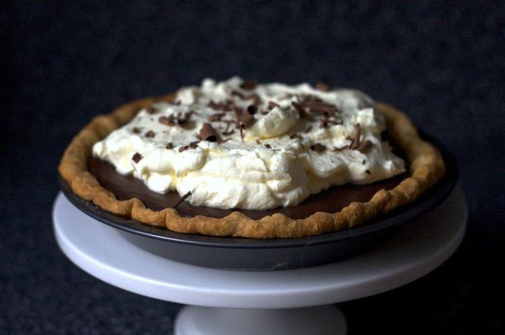 chocolate pudding pie – smitten kitchen