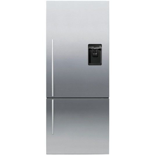 E442BRXFDU5 - 680mm Bottom Freezer with Ice & Water 442L   This…