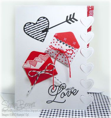 Crafty and Creative Ideas: Sealed with Love Bundle - DSC#213