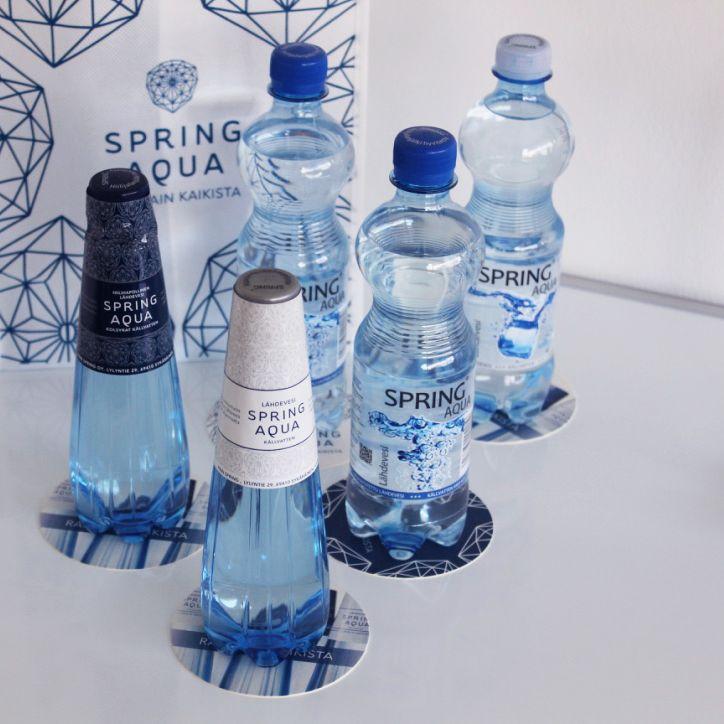 Tiesitkö, että kaikkien SPRING-tuotteiden perusta on suomalaisessa puhtaassa lähdevedessä. Lähdevetemme nostetaan Multilan ja Anttilan lähteistä, joissa vesi uusiutuu jatkuvasti. http://www.finnspring.fi/fi/yritys/suomalainen-sisutarina
