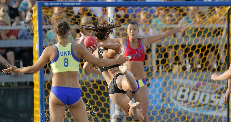 Beach Handball Goals