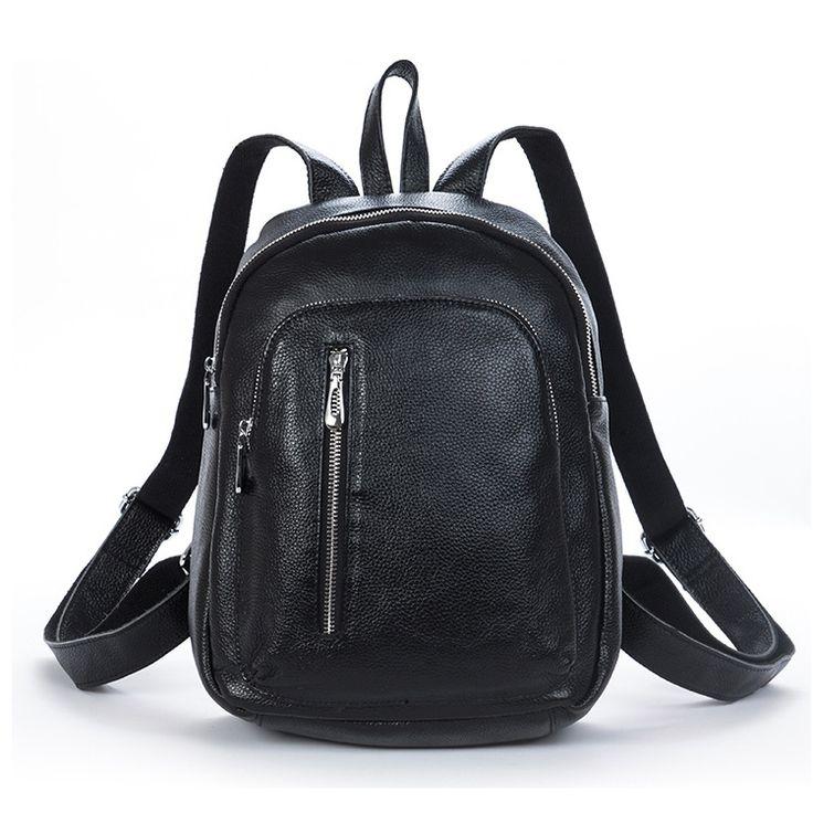 Comprar mochilas de piel de calidad clásicos originales para chicas bolsas de viaje femeninas [AL93072] - €58.09 : bzbolsos.com, comprar bolsos online