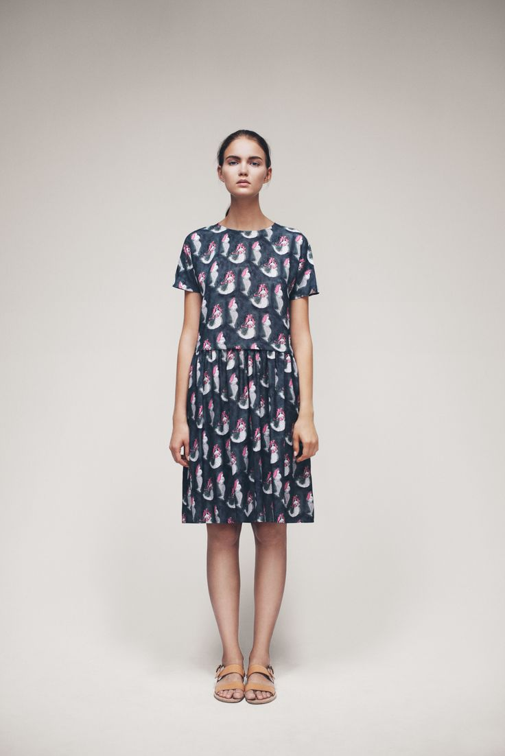 Kir Dress | Samuji SS15 Seasonal Collection