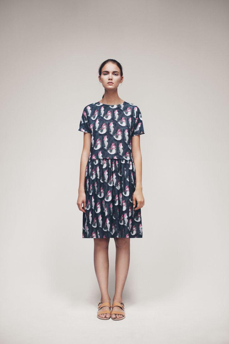 Kir Dress | Samuji SS15 Seasonal Collection