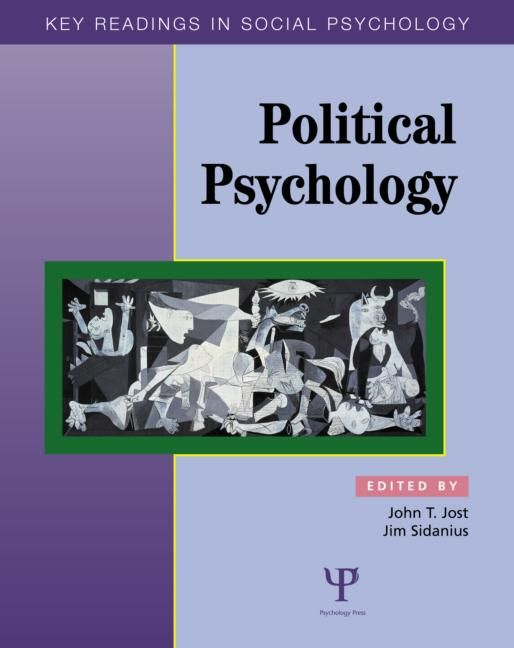Political psychology is a dynamic subfield at the intersection of psychology and political science. The specific relationship between politics and social psychology has been steadily evolving in recen