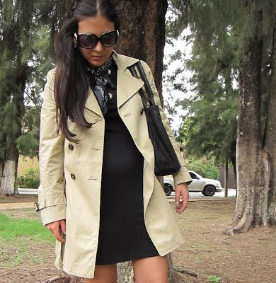Coffee Break: Rainy Days... Botas para la Lluvia y Trench