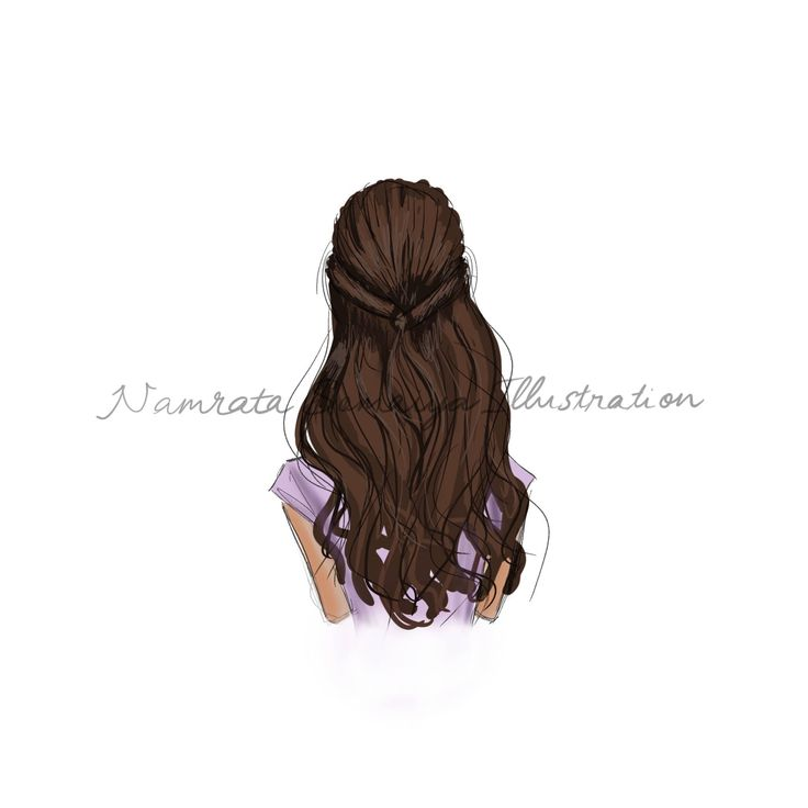 Excited to share the latest addition to my #etsy shop: Good Hair Day. Choose the hair colour (Fashion Illustration art print) http://etsy.me/2iaYxdo #art #drawing #collectibles #prints #artprint #illustration #fashionillustration #fashiongirl #digitalart