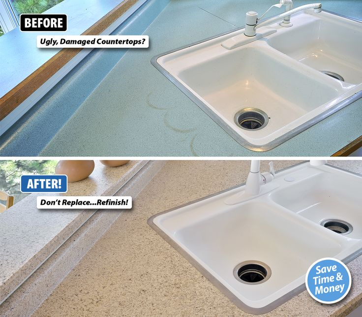 Fix Laminate Countertop Part - 44: Most People Think That If You Burn, Chip Or Stain A Laminate Countertop,  There