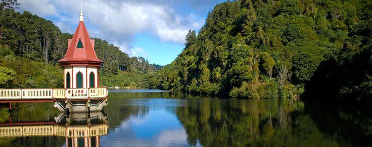Karori - Zealandia Santuary